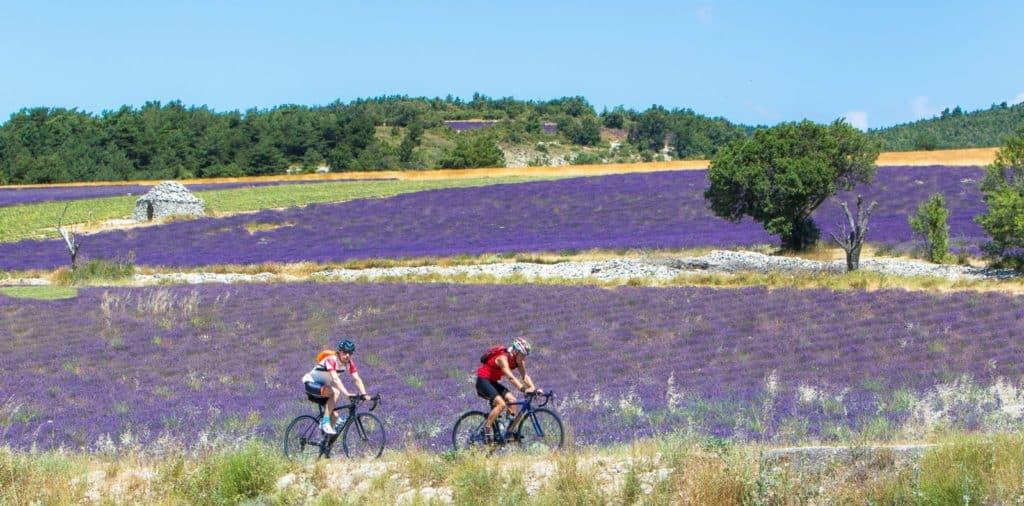 Les plus belles pistes cyclables en France dans la Drôme