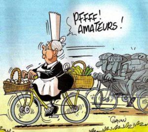 Les plus belles pistes cyclables en France départ du tour de France