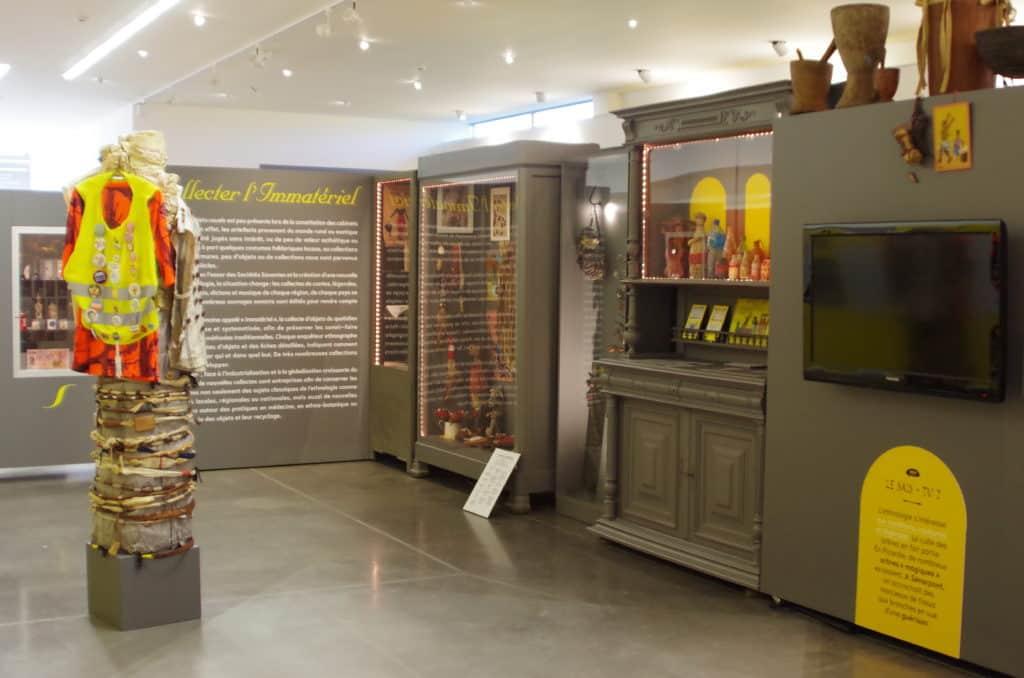 LesJournées européennes de l'archéologie 2021 l'exposition temporaire du musée de Vendeuil Caply