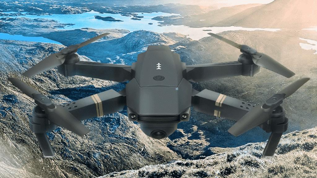 Partir autour du monde avec un Drone le UDrone.