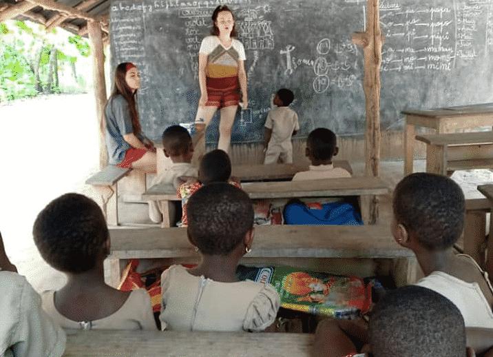 Comment se passe la rentrée scolaire 2021 en Afrique les volontaires