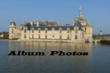 Album photos château de Chantilly