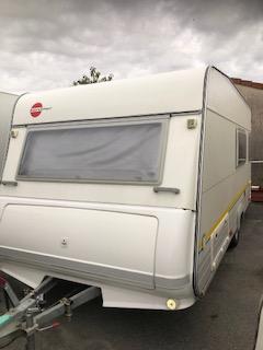 caravane Burstner TS 460