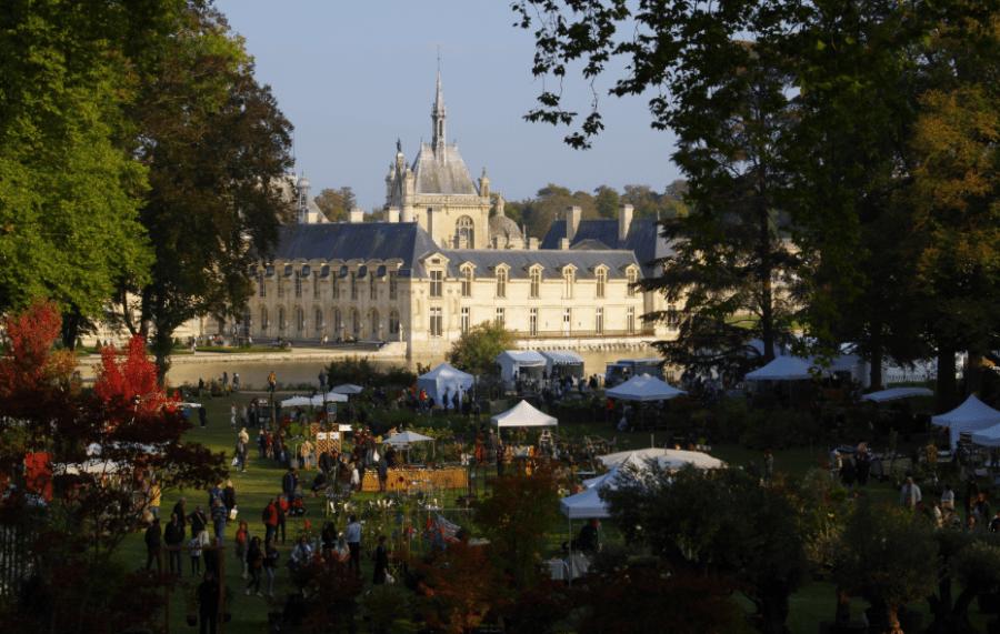 Le domaine de Chantilly et son histoire les journées des plantes